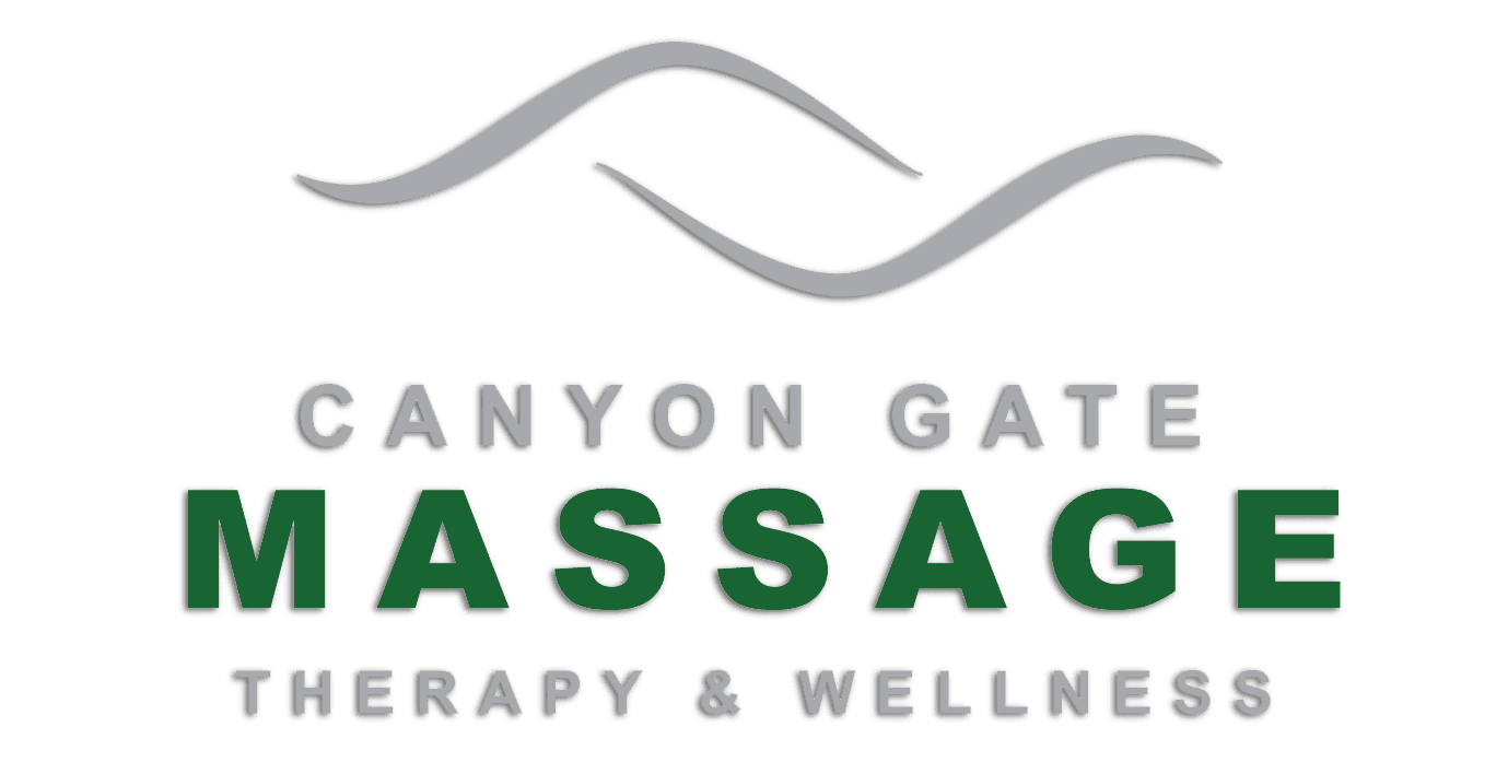Canyon Gate Massage Logo